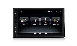 2 Din android 8.1 multimedia navi bt car audio