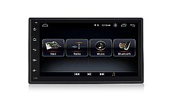 CARTOUCH AN8UN 2 Din android 8.1 multimedia navi bt car audio  4X50W
