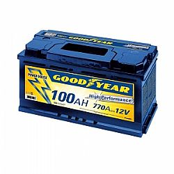 Μπαταρία Goodyear Power Plus 12V 100Ah
